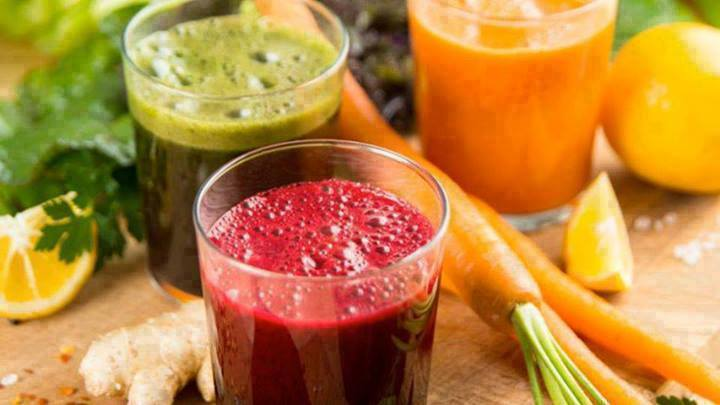 Healthy Superfood Juices